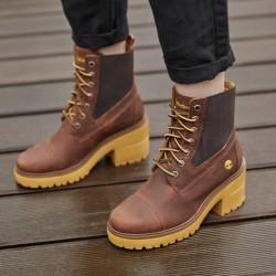 Стил и удобство с новата дамска колекция обувки от Timberland!