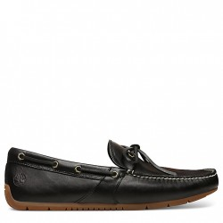 Мъжки мокасини LeMans Gent Mocassin for Men in Black