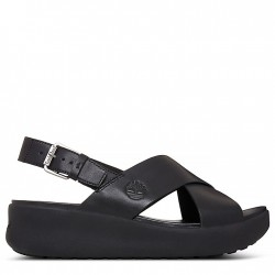 Дамски сандали Los Angeles Wind Slingback for Women in Black
