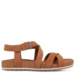 Дамски сандали Malibu Waves Strap Sandal for Women in Light Brown
