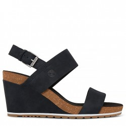 Дамски сандали Capri Sunset Wedge Sandal for Women in Black