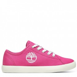 Детски обувки Newport Bay Canvas Oxford for Youth in Pink