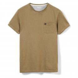 Мъжка тениска Dunstan River Pocket T-Shirt for Men in Green