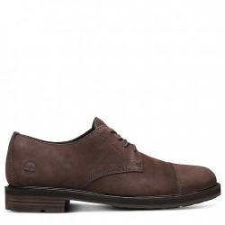 Мъжки обувки Windbucks Cap Toe Oxford for Men in Brown