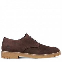 Мъжки обувки Folk Gentleman Oxford for Men in Dark Brown