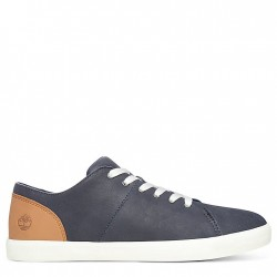 Юношески обувки Newport Bay Leather Oxford for Junior in Navy