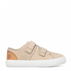 Детски обувки Newport Bay Leather Trainer for Toddler in Beige