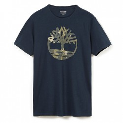 Мъжка тениска Kennebec River Seasonal T-Shirt for Men in Navy