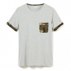 Мъжка тениска Kennebec River Pocket T-Shirt for Men in Grey