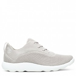 Мъжки обувки Flyroam FlexiKnit Oxford for Men in Pale Grey