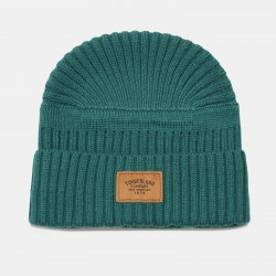 Мъжка шапка Gulf Beach Ribbed Beanie for Men in Green
