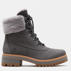 Дамски боти Courmayeur Valley 6 Inch Shearling Boot for Women in Grey