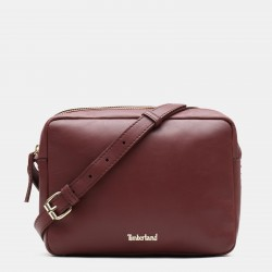 Дамска чанта Rosecliff Camera Bag for Women in Burgundy
