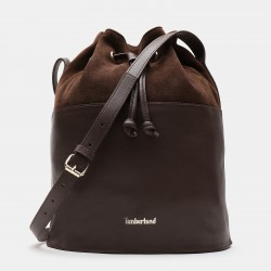Дамска чанта Terrace Pines Bucket Bag for Women in Brown