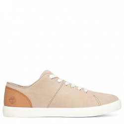 Юношески обувки Newport Bay Leather Oxford for Junior in Taupe