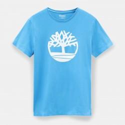 Мъжка тениска Kennebec River Tree T-shirt for Men in Blue