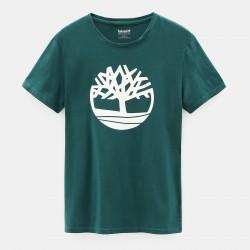 Мъжка тениска Kennebec River Tree T-shirt for Men in Green