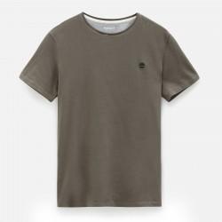 Мъжка тениска Dunstan River T-Shirt for Men in Green
