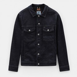 Мъжко яке Denim Trucker Jacket for Men in Indigo