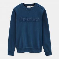 Мъжко горнище Taylor River Crew Neck Sweatshirt for Men in Blue