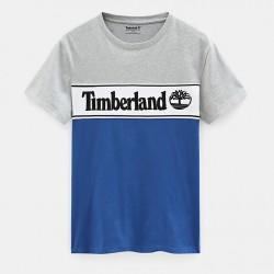 Мъжка тениска Linear Logo T-shirt for Men in Grey