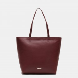 Дамска чанта Rosecliff Tote Bag for Women in Burgundy