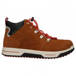 Юношески обувки TIMBERLAND CITY STOMPER MID WP BROWN