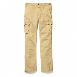 Мъжки панталон Squam Lake Twill Cargo Trousers for Men in Khaki