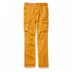 Мъжки панталон Squam Lake Twill Cargo Trousers for Men in Yellow