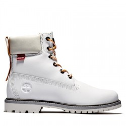 Дамски боти Heritage 6 Inch Boot for Women in White