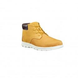 Мъжки обувки Graydon Leather Chukka in Wheat Nubuck