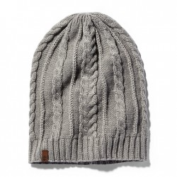 Дамска шапка Lightweight Slouchy Beanie for Women in Grey