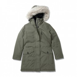 Дамско яке DryVent™ Parka for Women in Green