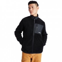 Мъжко горнище Outdoor Archive Fleece for Men in Black