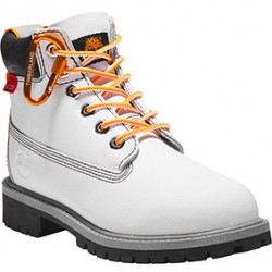 Юношески боти Premium 6 Inch Boot for Junior in White