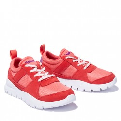 Детски обувки Boroughs Project Sneaker for Youth in Red
