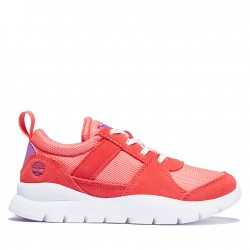 Юношески обувки Boroughs Project Sneaker for Junior in Red