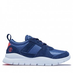 Юношески обувки Boroughs Project Sneaker for Junior in Navy