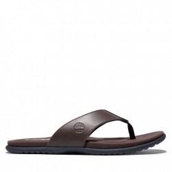 Мъжки чехли Kesler Cove Toe-bar Sandal for Men in Dark Brown