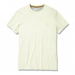 Мъжка тениска Dunstan River Crew Tee for Men in Light Yellow