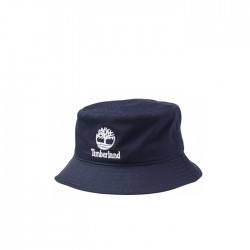 Шапка Embroidered Logo Bucket Hat in Navy