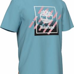 Мъжка тениска Logo T-Shirt for Men in Light Blue
