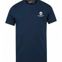 Мъжка тениска STORY TELLING GRAPHIC TEE COASTAL COOL in Dark Saphire