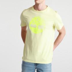 Мъжка тениска Kennebec River Tree Logo T-shirt for Men in Green