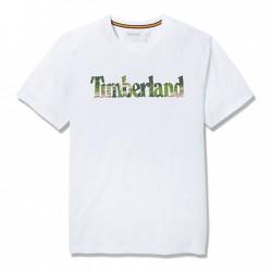 Мъжка тениска Kennebec River Logo T-Shirt for Men in White