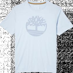 Мъжка тениска Kennebec River Tree Logo T-shirt for Men in Light Blue