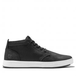 Мъжки обувки Men's Davis Square Mixed-Media Chukka Shoes in Black