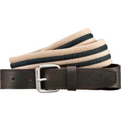 Мъжки колан Striped Canvas Belt