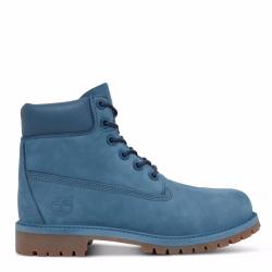 Юношески боти 6-Inch Premium Boot Blue
