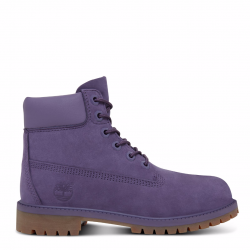 Юношески боти 6-Inch Premium Boot Purple